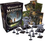 Mansions of Madness: Suppressed Memories Figure & Tile Collection