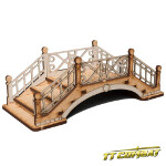 Small Bridge B (Metal Rails)