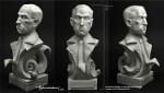 H.P. Lovecraft Bust