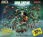 Iron Empire Army Pack: Annihilation Force