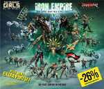 Iron Empire Army Pack: Strike Force