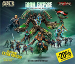 Iron Empire Army Pack: Recon Force