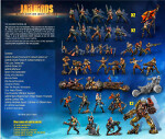 Jailbirds Army Pack: Annihilation Force