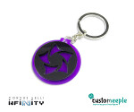 Infinity Keyring - Combined Army