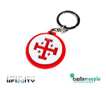 Infinity Keyring - PanOceania: Knights of Holy Sepulchre