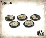 Malifaux Nythera base tops - 30mm (5)