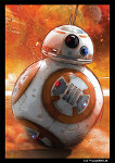 Star Wars The Force Awakens: BB-8 Art Sleeves