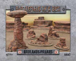 Badlands Pillars (BB567)