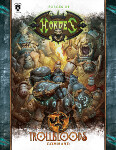 Forces of HORDES: Trollbloods Command (hard cover)