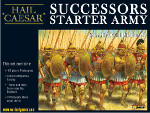 Macedonian Successors Starter Army