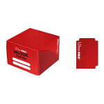 Pro Dual Standard Deck Box: Red