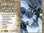 Konflikt 47 Starter Set: British