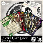 Season III Player Card Deck