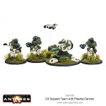 Concord C3 Support Team with Plasma Cannon