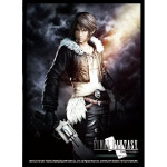 Final Fantasy TCG Sleeves: FFVIII Squall (60)