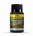 Weathering Effects 40ml - Black Splash Mud