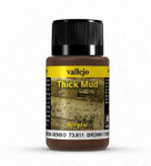Weathering Effects 40ml - Brown Thick Mud