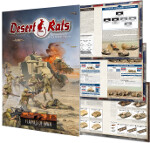 Desert Rats Army Book (FW241)