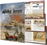 Afrika Korps Army Book (FW242)