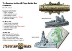 Dystopian Wars: The Corsican Incident 2 Player Box Set