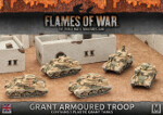 Desert Rats Grant Armoured Troop (BBX37)