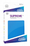 Ultimate Guard Supreme UX Sleeves Standard Size: Royal Blue (80)