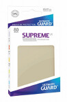 Ultimate Guard Supreme UX Sleeves Standard Size: Sand (80)