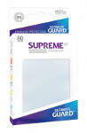 Ultimate Guard Supreme UX Sleeves Standard Size: Frosted (80)