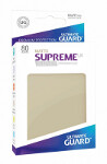 Ultimate Guard Supreme UX Sleeves Standard Size: Matte Sand (80)