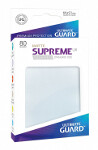 Ultimate Guard Supreme UX Sleeves Standard Size: Matte Frosted (80)