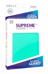 Ultimate Guard Supreme UX Sleeves Japanese Size: Turquoise (60)