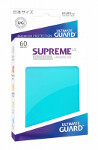 Ultimate Guard Supreme UX Sleeves Japanese Size: Aquamarine (60)