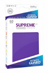 Ultimate Guard Supreme UX Sleeves Japanese Size: Purple (60)