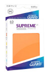 Ultimate Guard Supreme UX Sleeves Japanese Size: Orange (60)