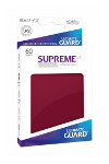 Ultimate Guard Supreme UX Sleeves Japanese Size: Burgundy (60)