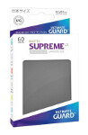 Ultimate Guard Supreme UX Sleeves Japanese Size: Matte Dark Grey (60)