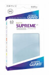 Ultimate Guard Supreme UX Sleeves Japanese Size: Matte Transparent (60)