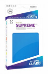 Ultimate Guard Supreme UX Sleeves Japanese Size: Matte Royal Blue (60)