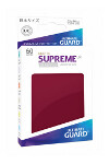 Ultimate Guard Supreme UX Sleeves Japanese Size: Matte Burgundy (60)
