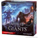 Dungeons and Dragons: Assault of the Giants (Standard Edition)