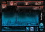 Netrunner: System Breach Two-Player Playmat