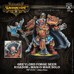 Man-O-War Greylord Forge Seer