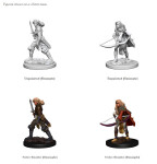 Pathfinder Deep Cuts: Human Fighter - Female