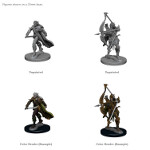Pathfinder Deep Cuts: Elf Fighter - Male
