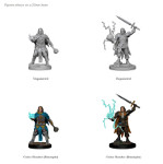 Pathfinder Deep Cuts: Human Cleric - Male