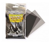 Dragon Shield Perfect Fit Sleeves - Clear/Smoke (100)