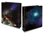 Galaxy Series 2 inch 3-Ring Collector's Album