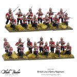Anglo Zulu War British Line Infantry Regiment