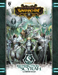 Forces of Warmachine: Retribution of Scyrah Command (hard cover)
