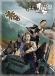 Final Fantasy TCG Sleeves: FFXII Fran & Balthier (60)
